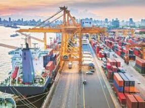 Indias exports dip 5.4% in Oct, trade deficit narrows to $8.78 bn