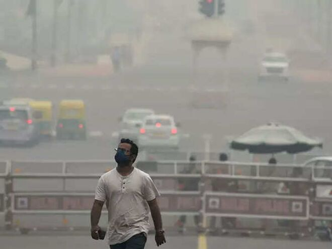 Covid-19: Pollution to bring more symptomatic patients