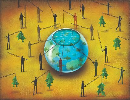 New Institutional Economics: Resolving collective action dilemmas