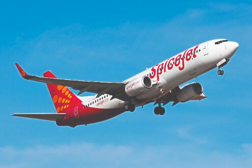 SC stays HC order asking SpiceJet   to pay Rs 243 cr to Maran and firm