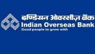 Indian Overseas Bank seeks about `1K cr capital support from govt