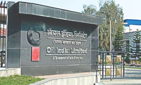 OIL reports PAT of Rs 238.95 crore   for September quarter of FY21
