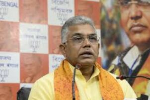 Arrest warrant against Dilip Ghosh