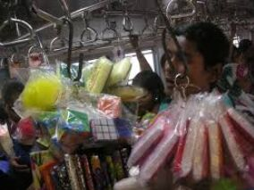 Hawkers seek permission to sell merchandise in suburban trains