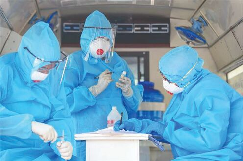 At 92.04 %, state logs highest Coronavirus recovery rate