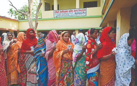 With 49% share in electoral roll, women voters to play a crucial role