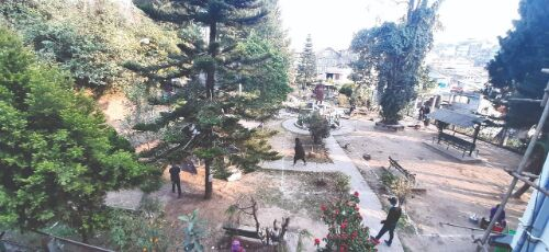 Janmukti Park to get a facelift, art gallery to come up in Kalimpong