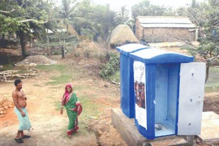 Cooch Behar: District gets honour for sustained efforts to make it free of open defecation