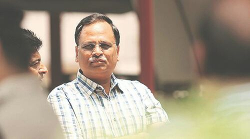 New cases, positivity rate coming down: Jain