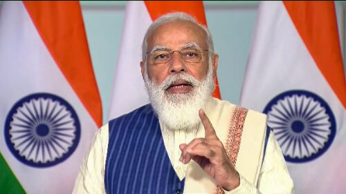 India aims to reduce carbon footprint by 30-35%: PM Modi