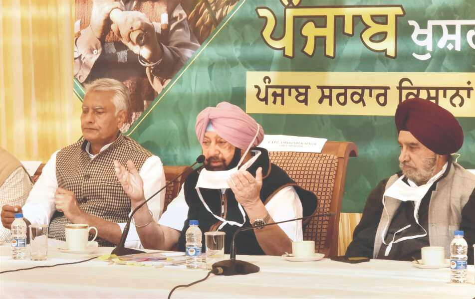 Punjab farmers to lift rail blockade for 15 days from Monday