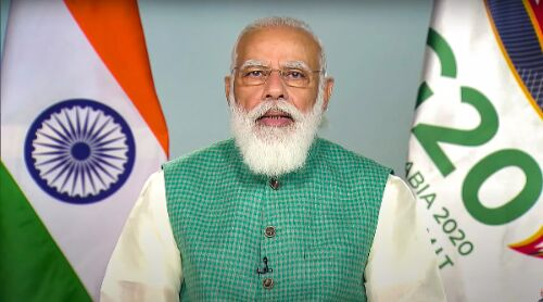 Climate change must be fought not in silos but in integrated, holistic way: PM Modi at G20