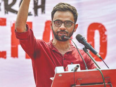 Delhi riots: Police file chargesheet against Umar Khalid, Sharjeel Imam in UAPA case