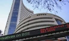 Markets jump to record highs; Nifty ends over 13k for 1st time