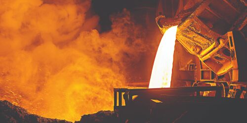 Indias crude steel output rises   0.9% to 9 MT in Oct: Worldsteel