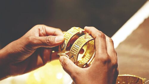 Indians stock up gold as price   correction entices buyers