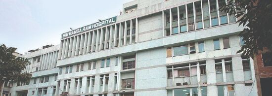 COVID-19 triggering rare but deadly fungal infection: Ganga Ram Hosp