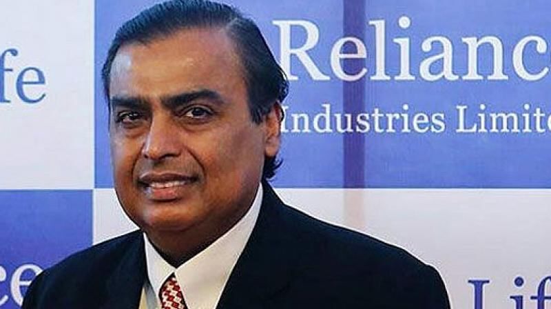 India will grow to be among top 3 economies in 2 decades: Ambani
