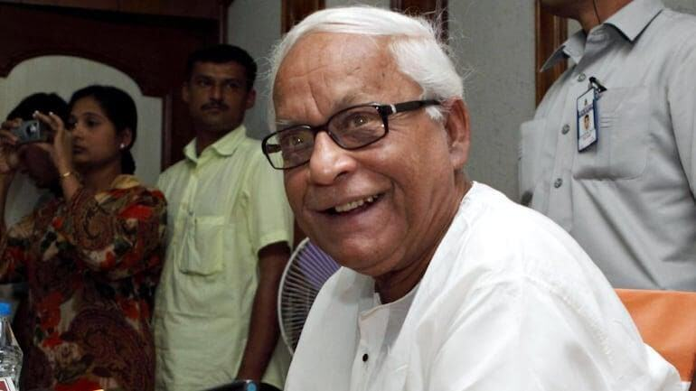 Buddhadeb Bhattacharjee discharged from hosp