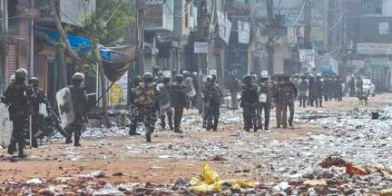 Delhi riots: Court orders jail authorities to shift inmates who assaulted Ishrat Jahan
