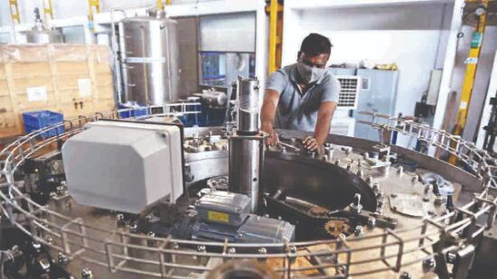 Retail inflation for industrial workers eases to 5.27% in Nov