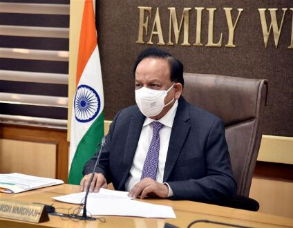 3 cr on frontline to get free vaccine in 1st phase: Vardhan