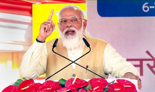 Approval for vaccines accelerates Indias journey to be COVID-free, says Modi