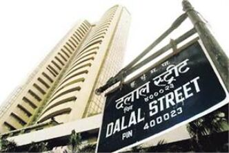 Sensex ends lower after choppy   trade; top gainer M&M soars 6%