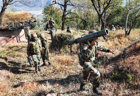 150-m cross-border tunnel detected by BSF along IB in J&K