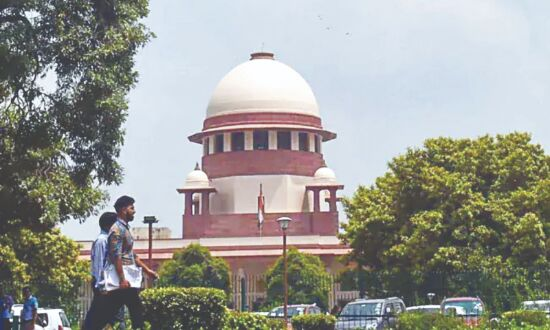 SC notice to Hry on DJBs plea to stop releasing untreated water into Yamuna