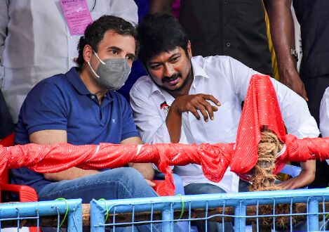 Lovely experience to see Tamil culture in action: Rahul after witnessing jallikattu in TN