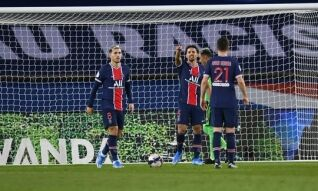 PSG lose to Monaco, Lille extend lead in Ligue 1
