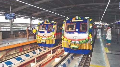 Dakshineswar Metro opens for public from today