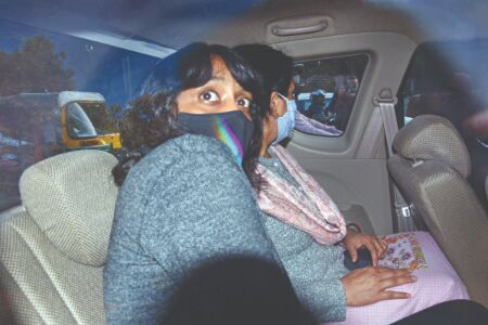Toolkit case: Disha Ravi sent to one more day in police remand; Nikita, Shantanu questioned