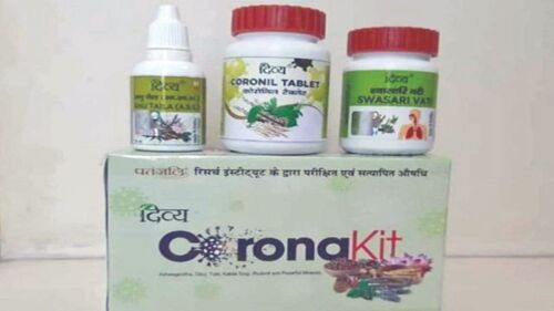 Sale of Coronil wont be allowed in Maharashtra without certification