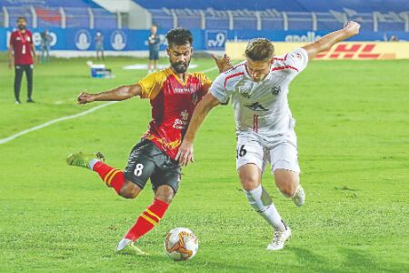 ISL: NorthEast United inch closer to playoffs after win over East Bengal