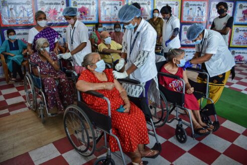 India reports highest daily spike with over 1.15L fresh Covid cases, 630 new fatalities