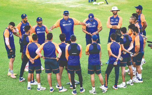 Weve backup plans for T20 WC in India but proceeding as planned