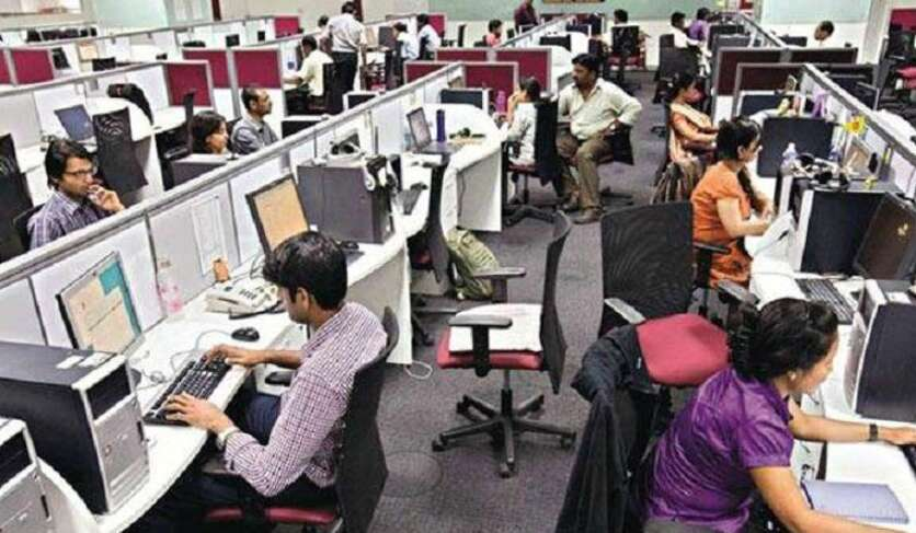 Services sector activities ease in March: Survey