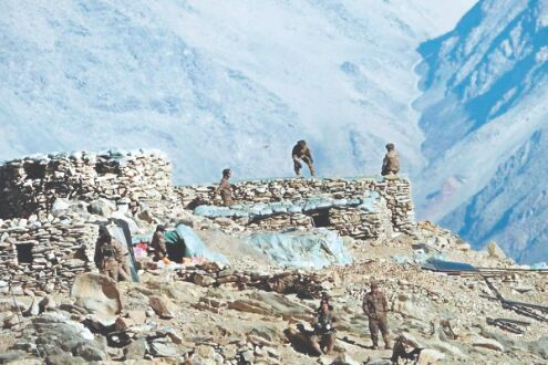 India hopes for disengagement at remaining points in Ladakh