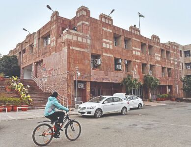 Pandemic forced over 40 JNU postgrads to drop out
