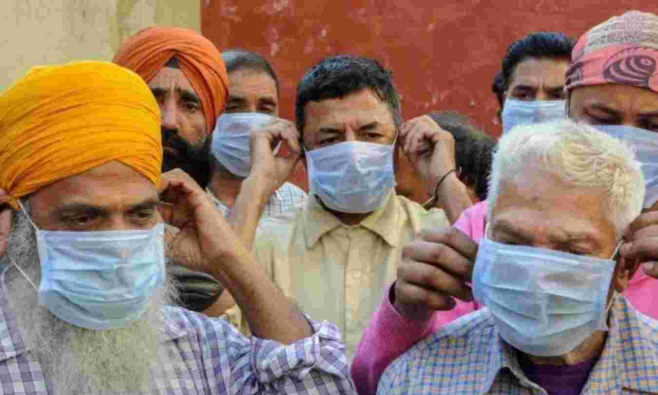 Punjab sees record daily rise of 4,333 cases