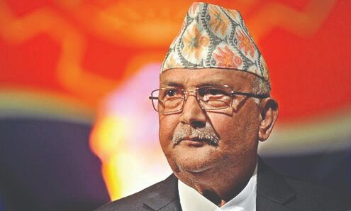 Nepal PM Oli to seek vote of confidence on May 10