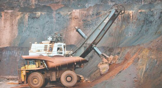 NMDC output jumps 3.13 MT in April