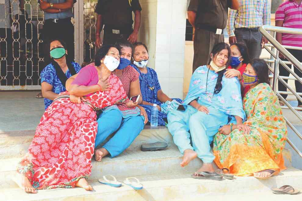 Karnataka: Yet another hospital tragedy leaves 24 dead; O2 shortage alleged