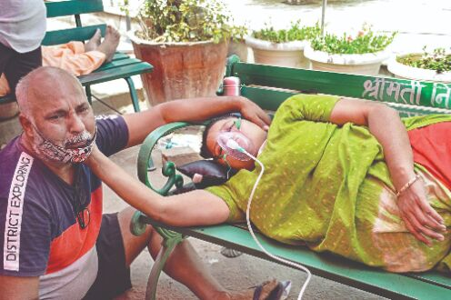 COVID-19: India records 3,68,147 new cases; 3,417 fresh fatalities in 24 hours