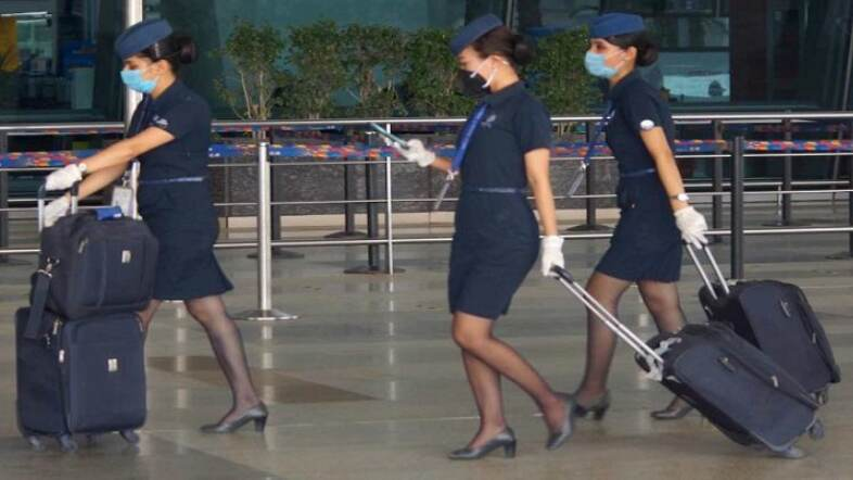 Pilots body seeks vaccination camps for flying crew