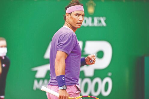 Nadal to face promising Spanish teen at Madrid Open