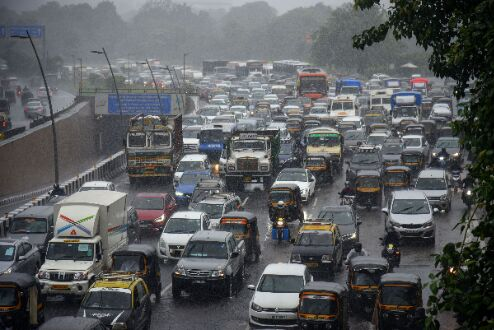 Maha rains: Red alert in Raigad; over 1,000 people shifted to safer places