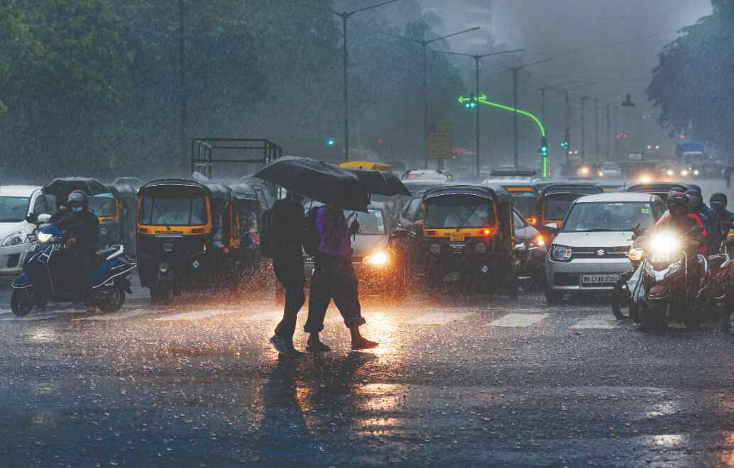 May records 2nd highest rainfall in 121 years: IMD